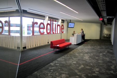 Redline Communications Office Refurbishment